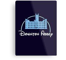 Downton Abbey / Disney Metal Print