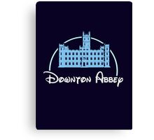 Downton Abbey / Disney Canvas Print