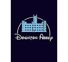 Downton Abbey / Disney Photographic Print