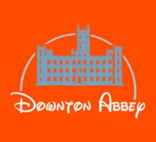 Downton Abbey / Disney Kids Tee