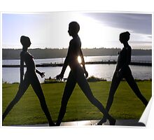 Coulon Walkers Poster