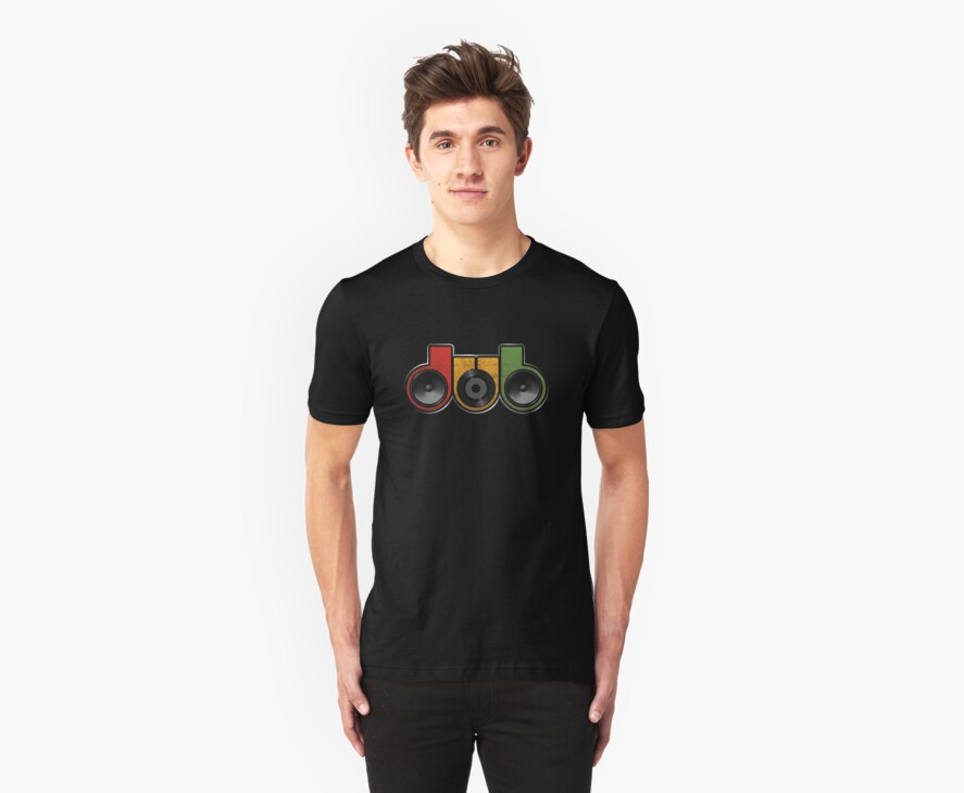 Dub Shirt [Original Version] by Satta van Daal