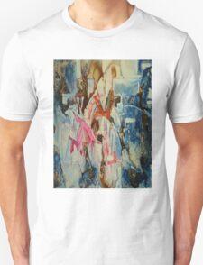 Abstract Birds T-Shirt