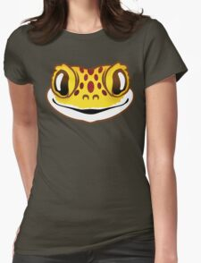 Cheeky Gecko Womens Fitted T-Shirt