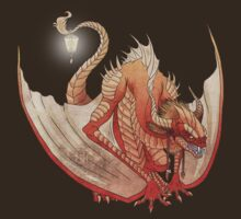 Lantern Dragon by nyctherion