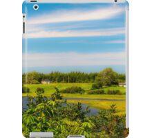 Celtic Shores Coastal Trail iPad Case/Skin