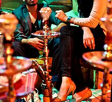 A little less conversation-a little more smoking by sakhan329