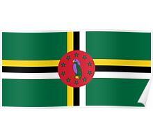 Dominica - Standard Poster