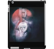 N7 - everywhere in the universe, they hurt little girls iPad Case/Skin
