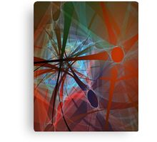 COSMIC CONNECTION # 1 Canvas Print
