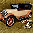 1926 Willys Overland 96 Whippet by Steven  Agius