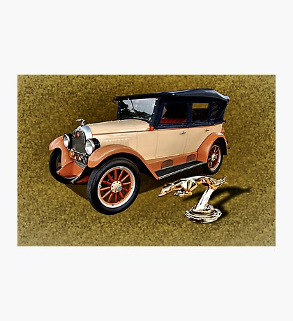 1926 Willys Overland 96 Whippet Photographic Print