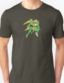 Jade Face T-Shirt