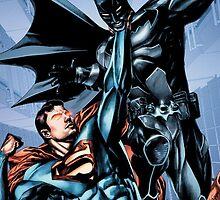Batman vs. Superman by Damon389489