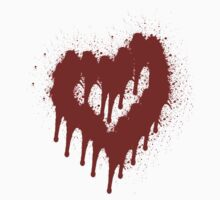 Blood Heart by mukhchora