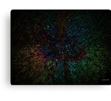 I'd like to be, under the sea... Canvas Print