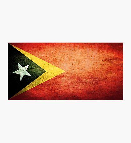 East Timor - Vintage Photographic Print