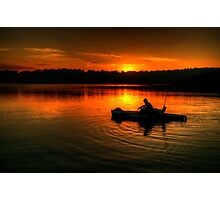 Solitude - Narrabeen Lakes, Sydney - The HDR Experience Photographic Print