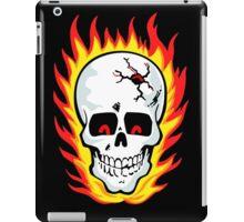 Impko Hot Head iPad Case/Skin