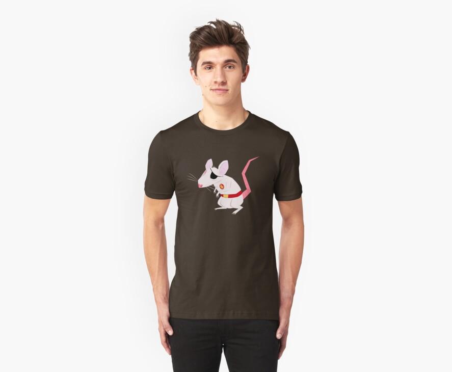 Danger Mouse by Matt Pott