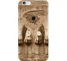 Gargoyle Feet iPhone Case/Skin