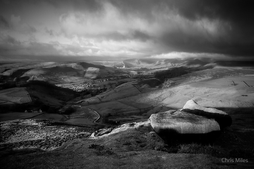 Moody Valley by Chris Miles