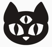 Tricat Black One Piece - Short Sleeve