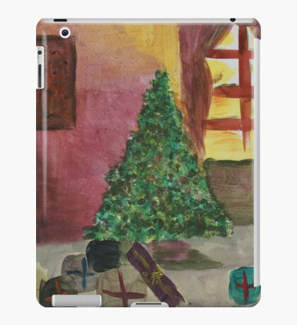First Christmas for Frances iPad Case/Skin