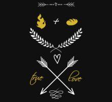 Fire + Bread = True Love by krishnef