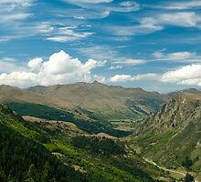 Coronet Peak, New Zealand by ScottH