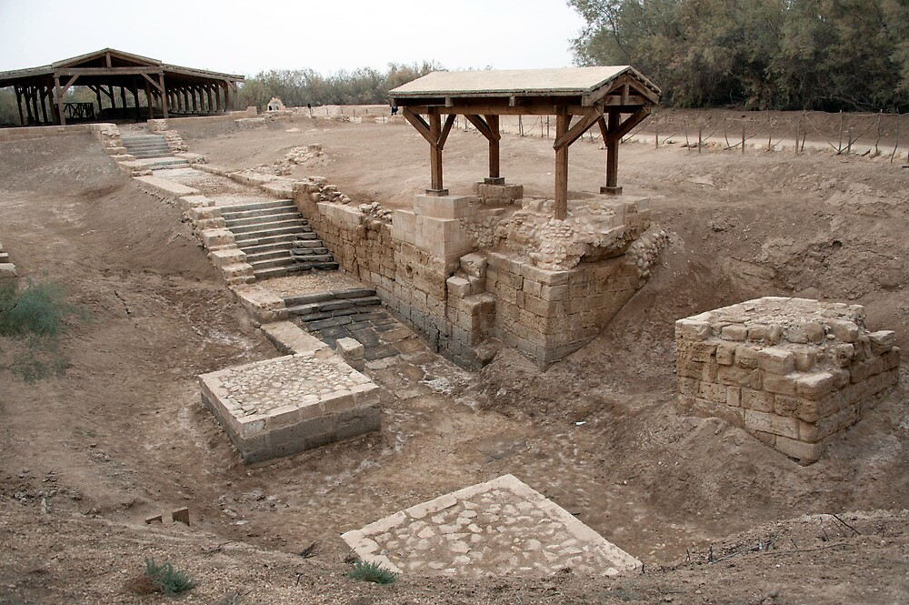 The Chapels of the Jordan River by Mark Prior