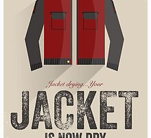Cinema Obscura Series - Back to the future - Jacket by Geoff Bloom