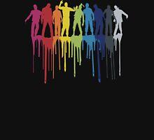 Rainbow Zombie Shuffle: Version One T-Shirt