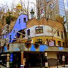 Hundertwasser: The corner house by bubblehex08