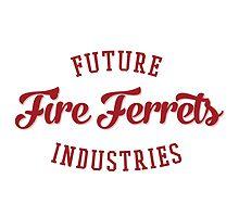 Future Industries' Fire Ferrets (Red) by cnfsdkid