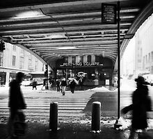 Pershing Square - NYC by Yannick Verkindere