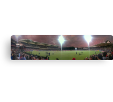 Redbacks win the 20/20, Adelaide Oval Canvas Print