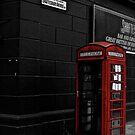 Phone Box by Oli Johnson