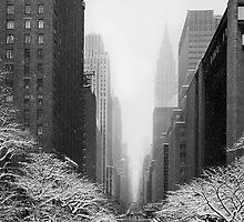 New York - 42th street by Yannick Verkindere