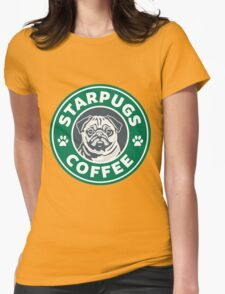 Star Pugs Coffee - Starbucks Parody T-Shirt