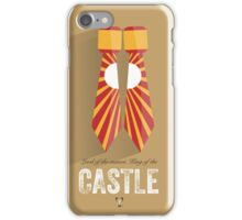 Cinema Obscura Series - Back to the future - Double Tie iPhone Case/Skin