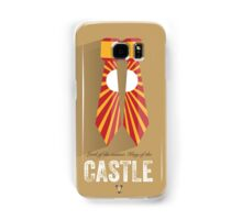 Cinema Obscura Series - Back to the future - Double Tie Samsung Galaxy Case/Skin