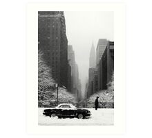 Tudor City Place - 42nd Street - NYC Art Print