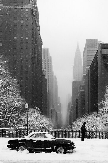 Tudor City Place - 42nd Street - NYC by Yannick Verkindere