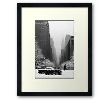 Tudor City Place - 42nd Street - NYC Framed Print