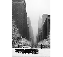 Tudor City Place - 42nd Street - NYC Photographic Print