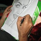 My style of drawing by Bobby Dar