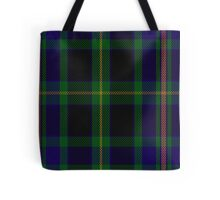 00349 Ofally County District Tartan Tote Bag