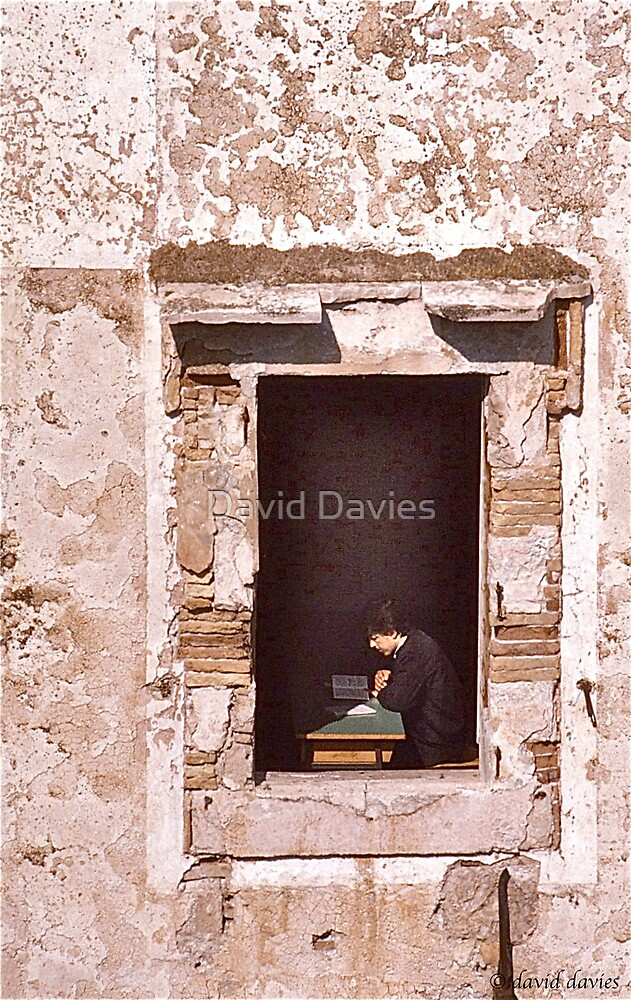 The Student by David Davies