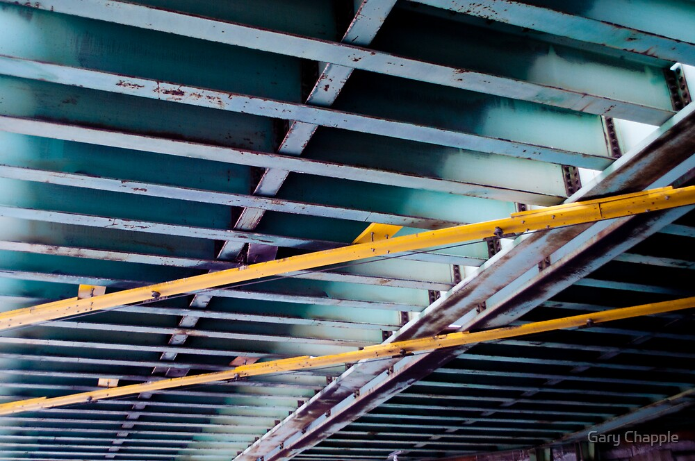 Under The Bridge (Bands of Gold) by Gary Chapple